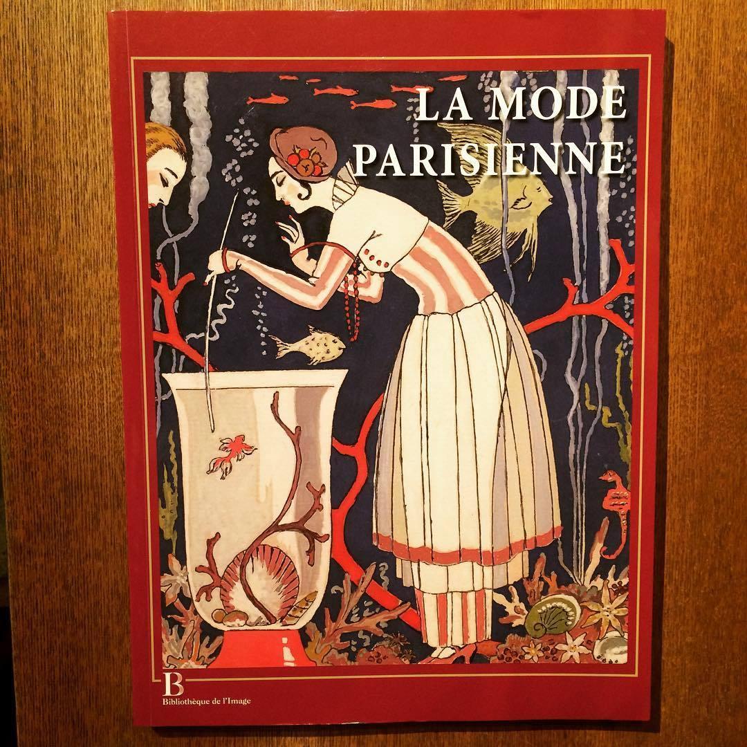 ガゼット・デュ・ボン・トン画集「La Mode parisienne ; la Gazette du bon ton, 1912-1925」 - 画像1