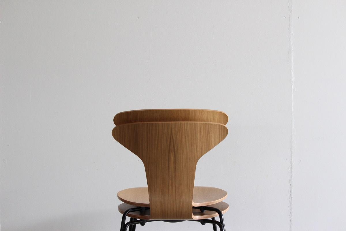 Munkegaard Chair Oak / Arne Jacobsen