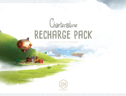 (予約商品・7〜8月入荷予定)「チャーターストーン・リチャージパック」(CharterStone: Recharge Pack) 日本語和訳説明書・シール付き