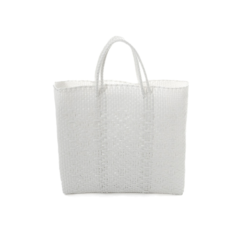 MERCADO BAG ROMBO - White(S)