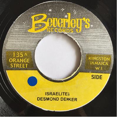 Desmond Dekker (デズモンドデッカー) - Israelites【7'】