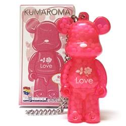 AROMA BE@BRICK KUMAROMA ③Love (ローズの香り)