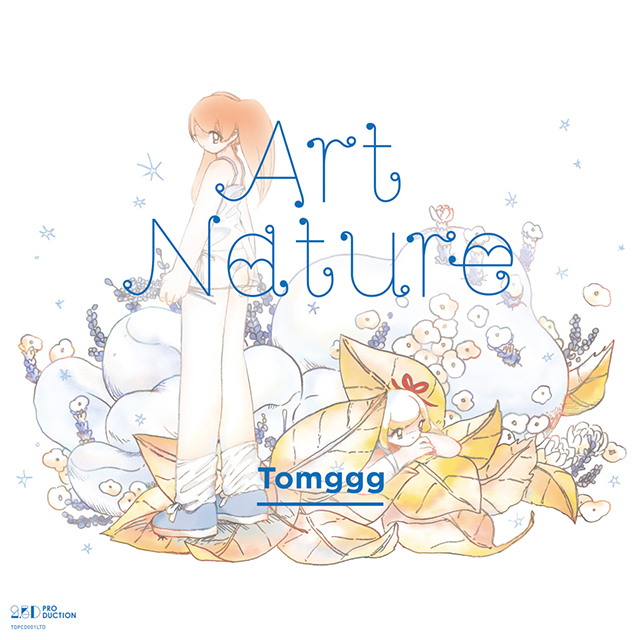 Tomggg「Art Nature 初回限定盤」【LABEL】