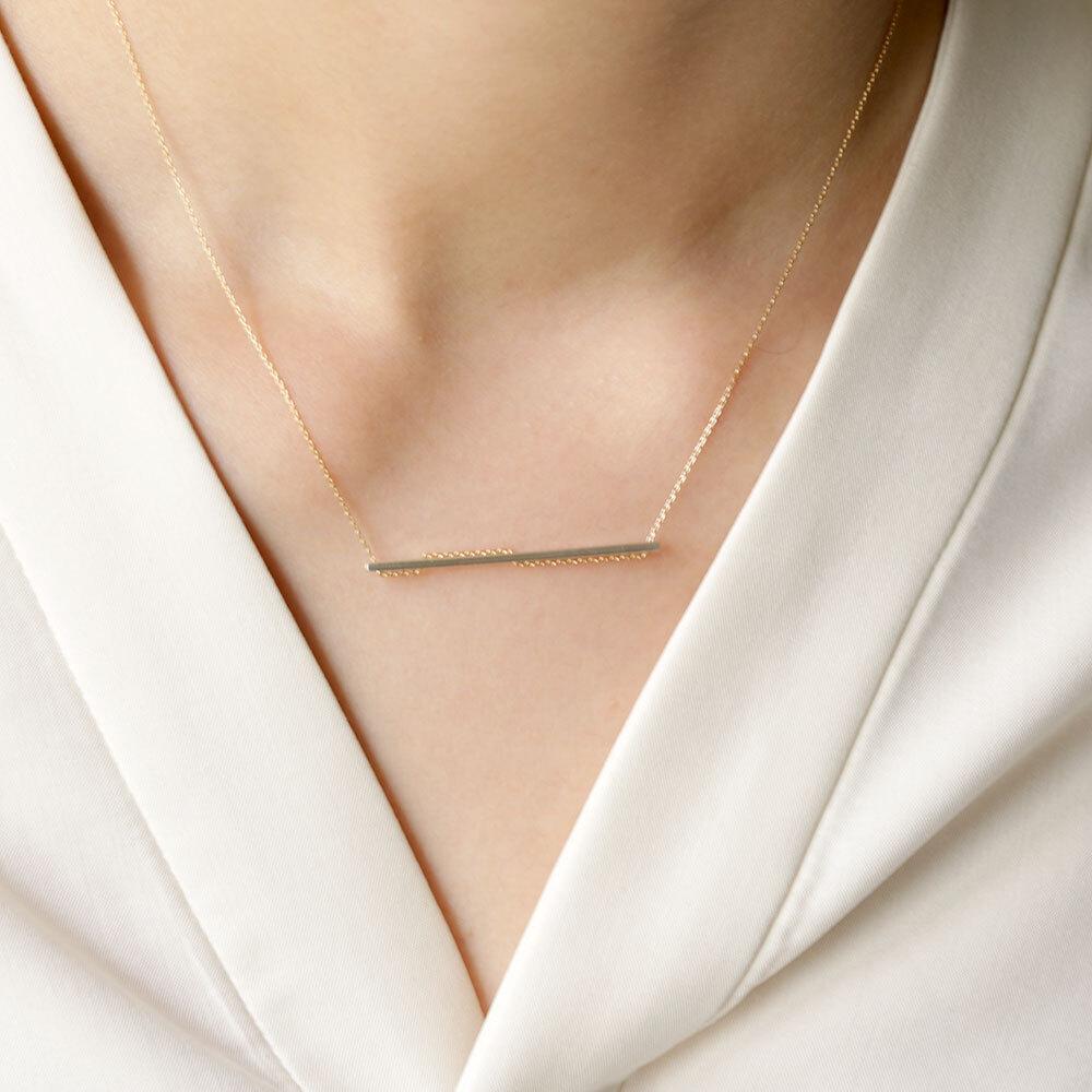 LINE / necklace I