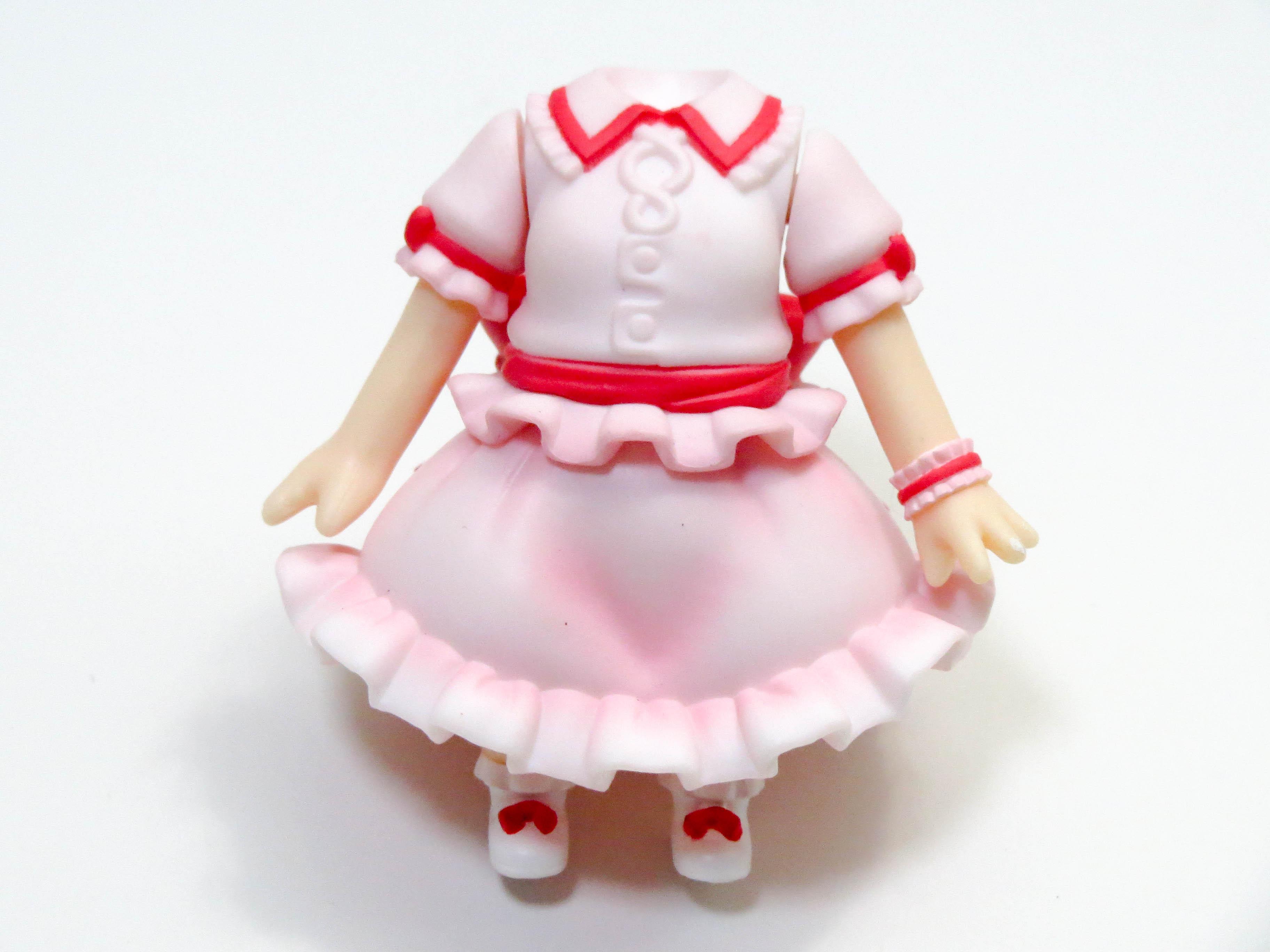 【115】 レミリア・スカーレット 体パーツ 私服 ねんどろいど