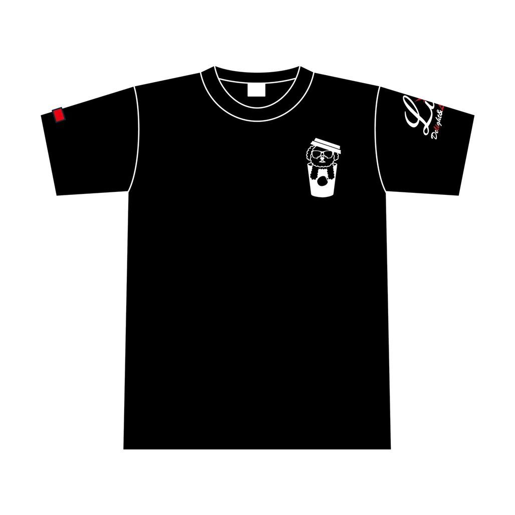 Lili オリジナルTシャツ(もぷ)