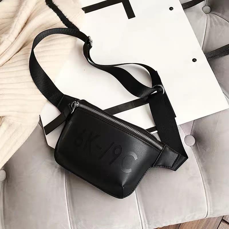 black porch bag
