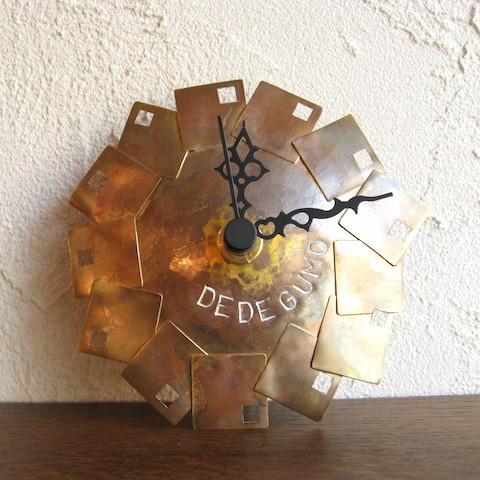 dedegumo (デデグモ)の壁掛け時計