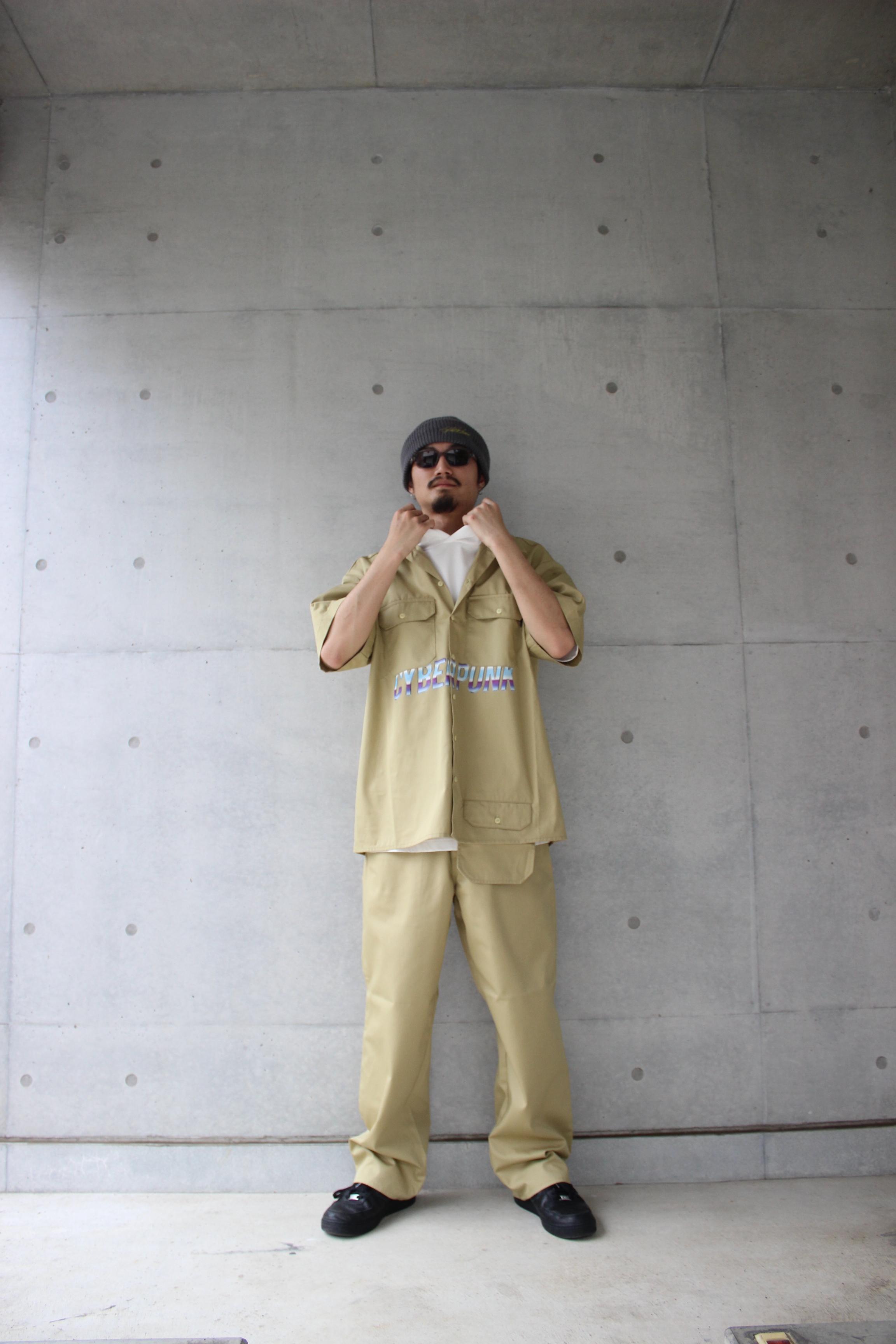 SNATCHER knit cap / GRAY - 画像3