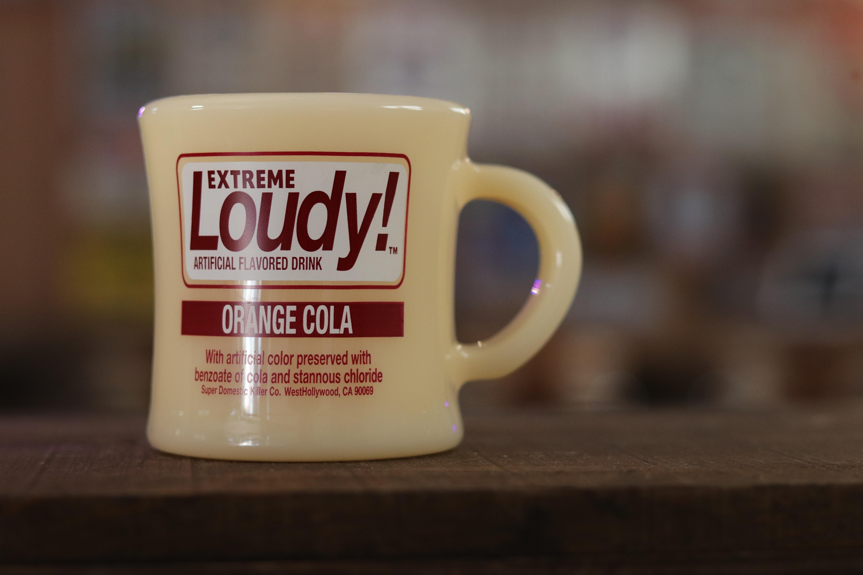 プラ マグカップ Loudy