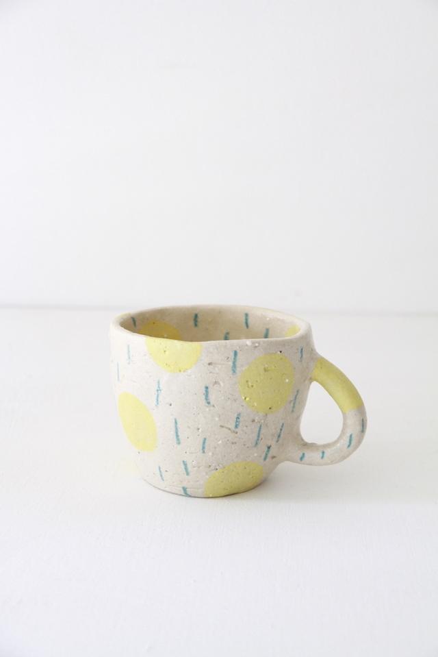 cup 雨の日曜日 yellow 01