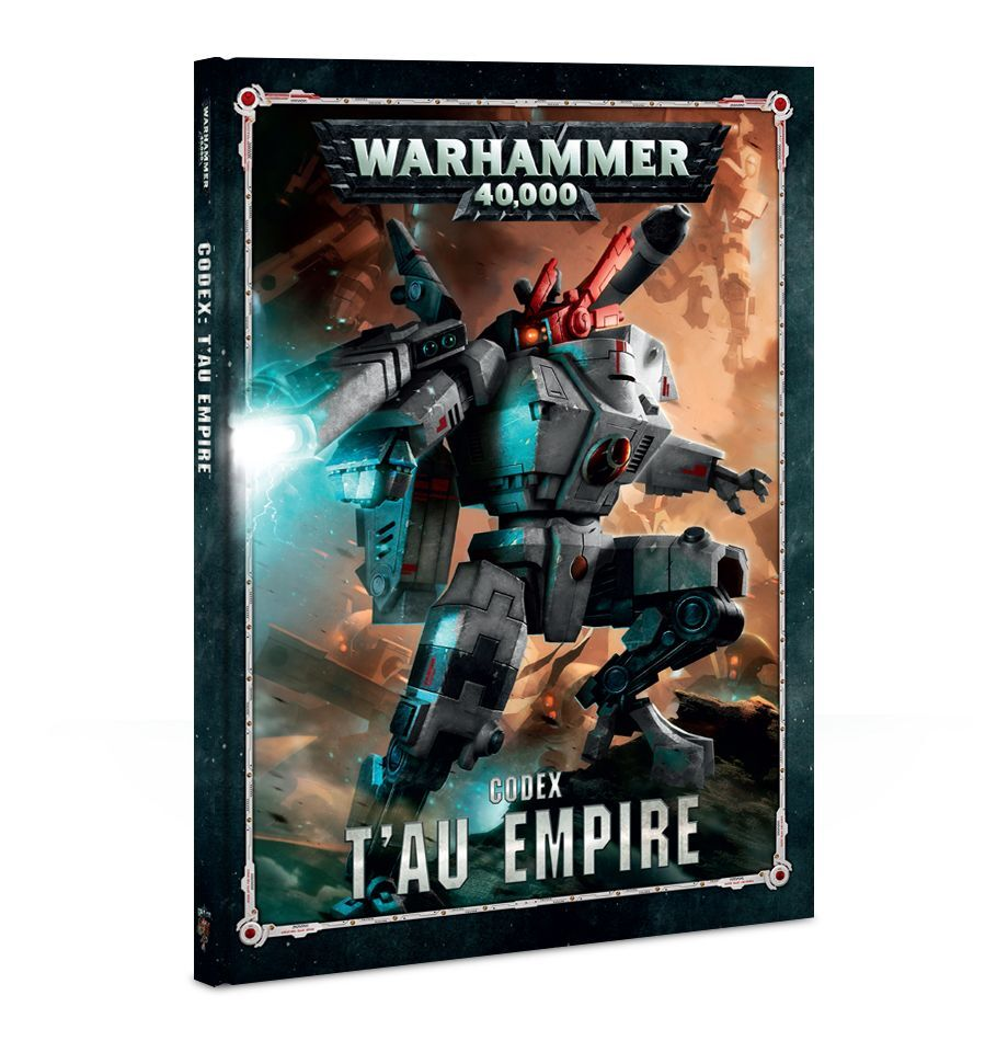 【20%OFF!】Codex: T'au Empire(英語版・8版)