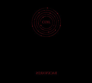 COIL - Backwards  CD - 画像1