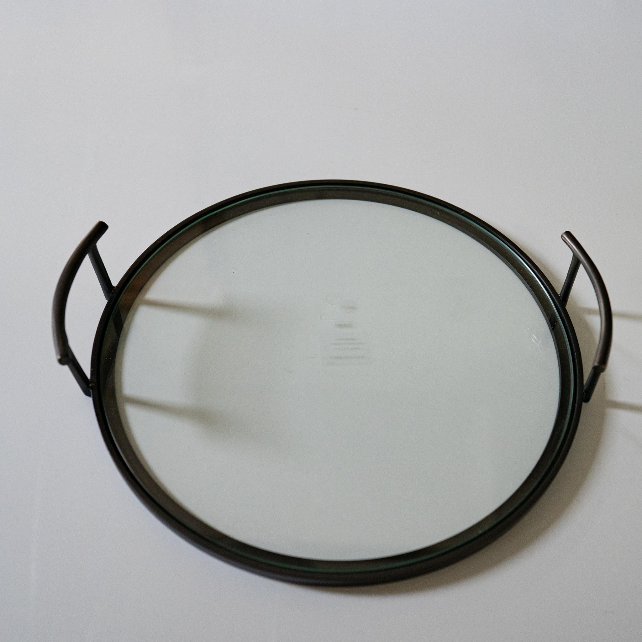 ガラス  バートレイ ブラック