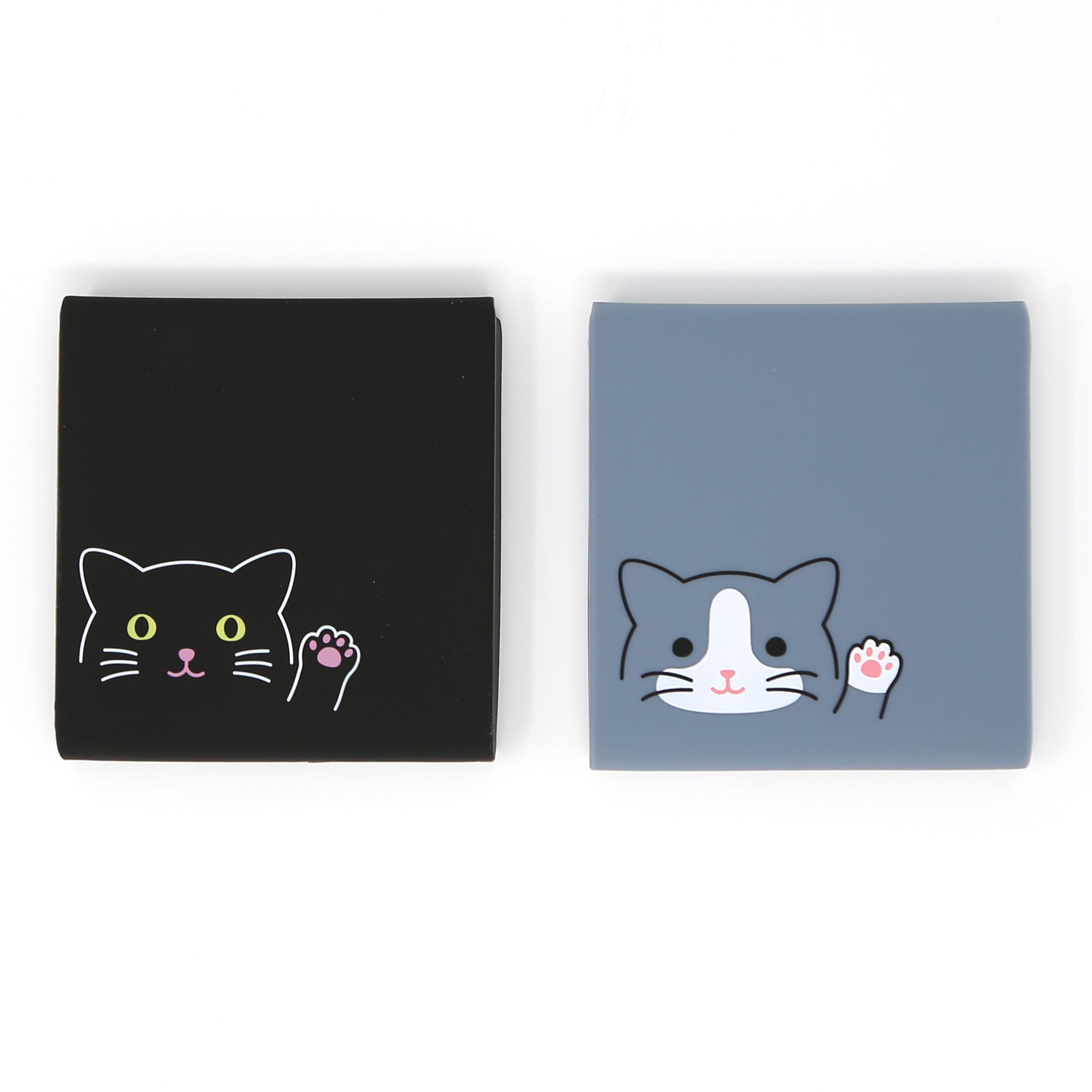 猫ふせんケース(ふせん付Lサイズ)全2種類
