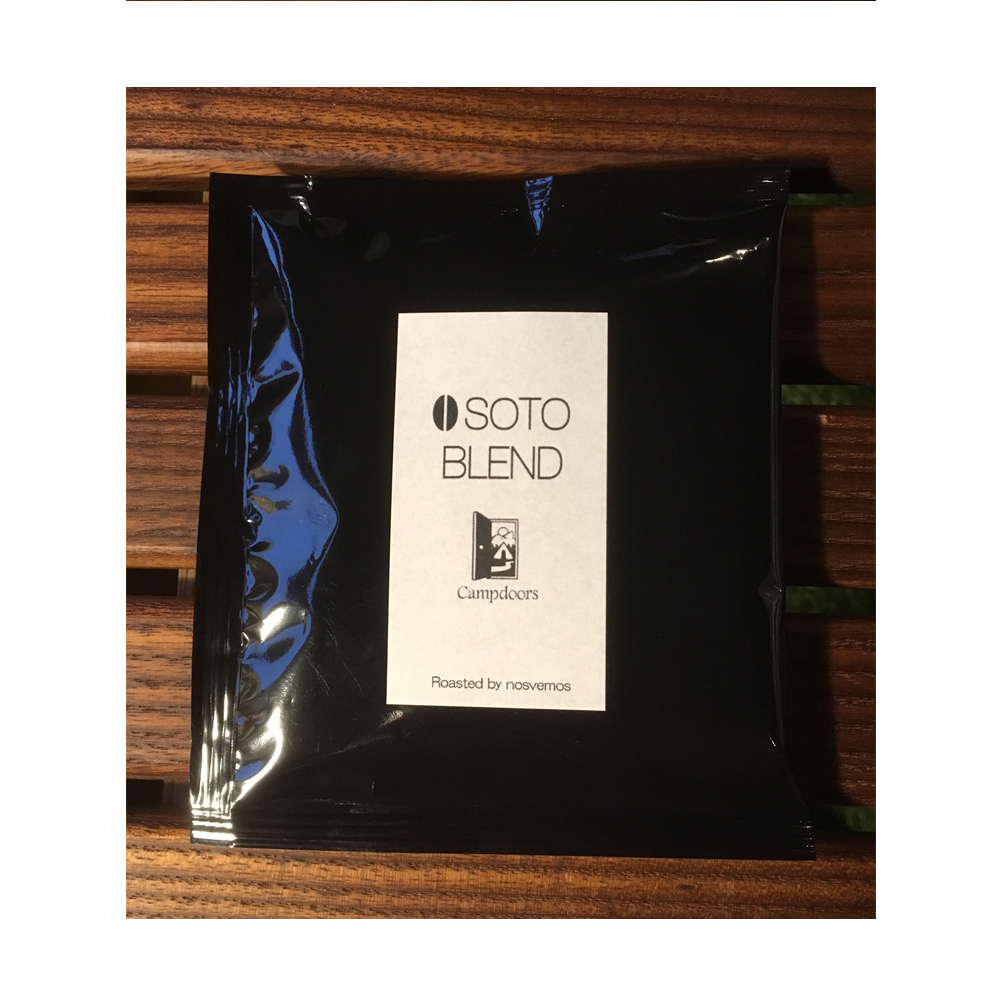 Campdoors OSOTO BLEND COFFEE DRIP BAG × 3袋入り