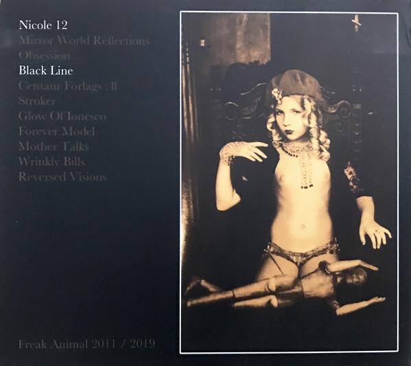 Nicole 12 - Black Line CD - 画像2