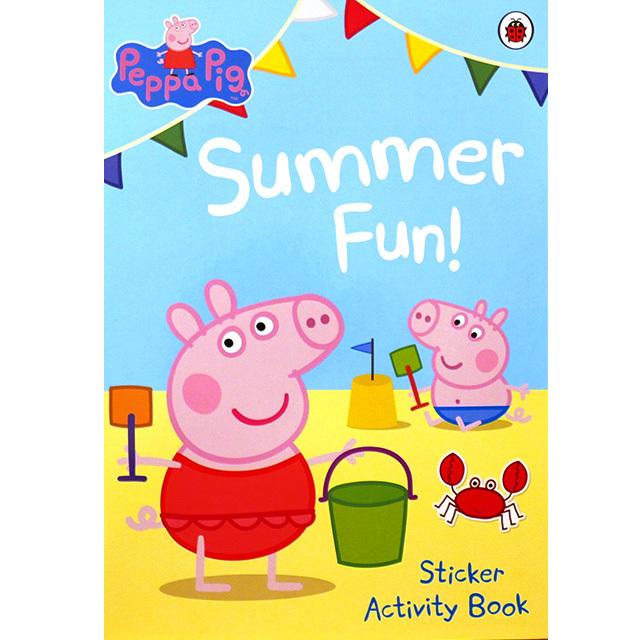 Summer Fun!(ペッパピッグ)