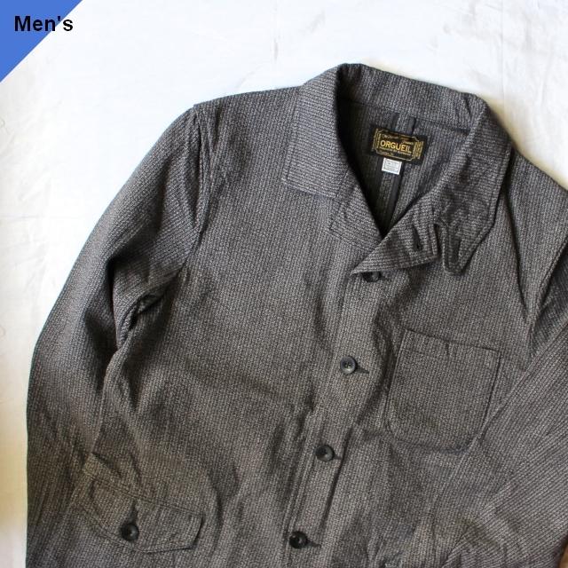 【再入荷】Orgueil サックジャケット Sack Jacket  OR-4083