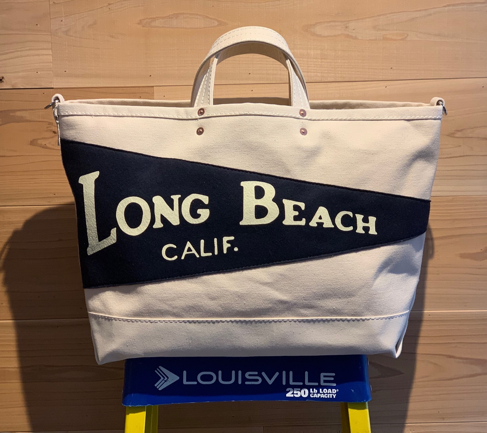 P.T Works & Design Tote / Long Beach / Natural