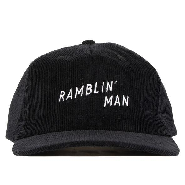 SEAGER #Ranblin'Man Corduroy Snapback