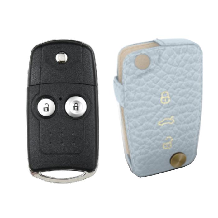 Honda 専用 TypeB-2 Car Key Case Shrink Leather Case