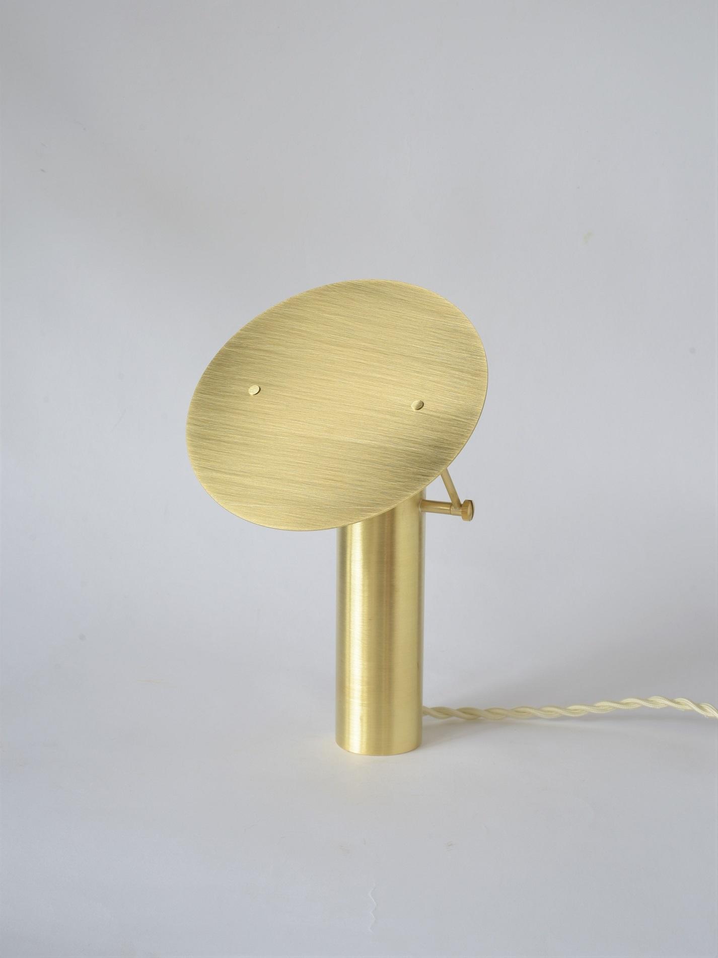 sen|Flat Shade lamp