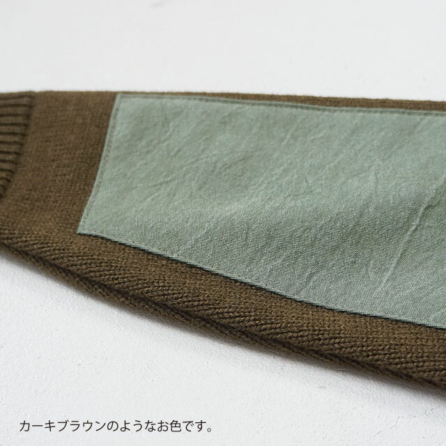 130GARMENT パークレンジャーカーディガン (品番a28)