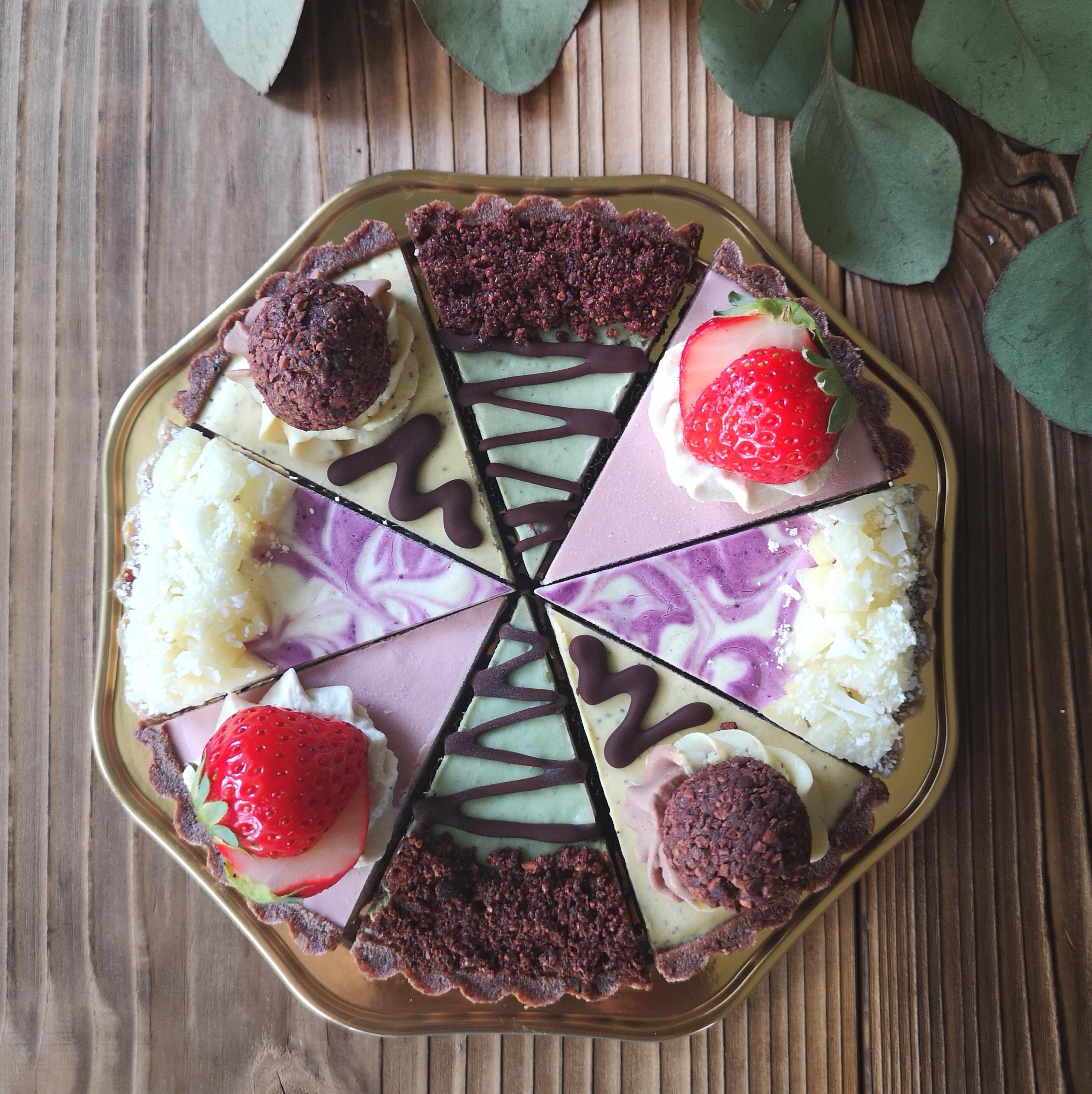【ご予約のお客さま専用です】季節のローケーキアソートセット Vol.3