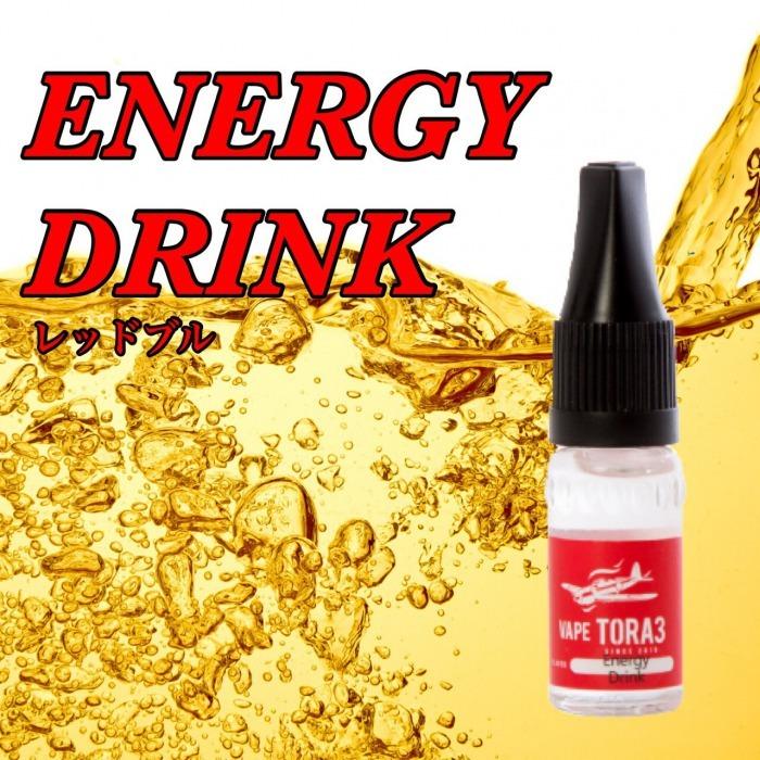 Energy Drink(レッドブル風味) 電子タバコ リキッド 10ml VAPETORA3