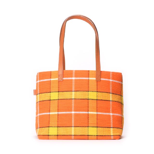 Bag Middle / Orange × Yellow : 2110100100703