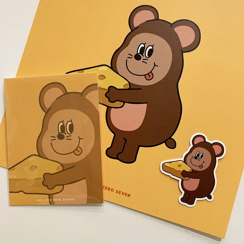[OP-40] ポスター(ゴンチリマウス)
