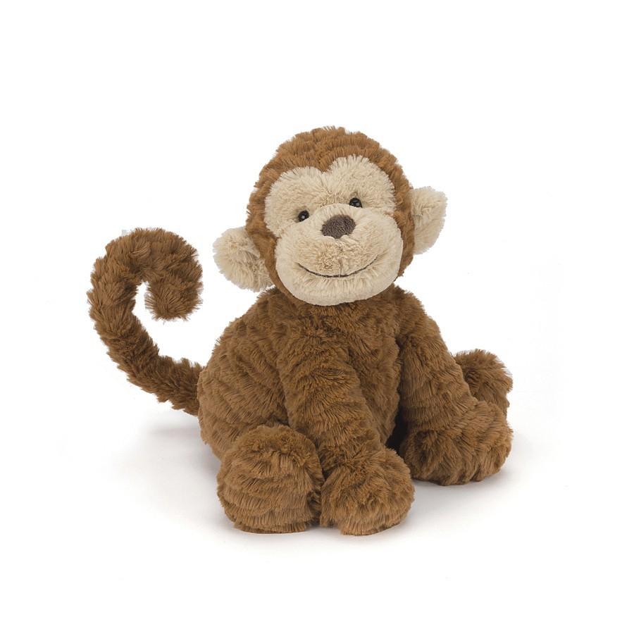 Fuddlewuddle Monkey Medium_FW6MK