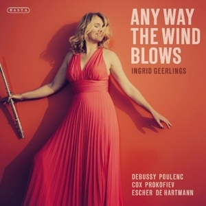 Ingrid Geerlings / Any Way the Wind Blows (CD/2017)