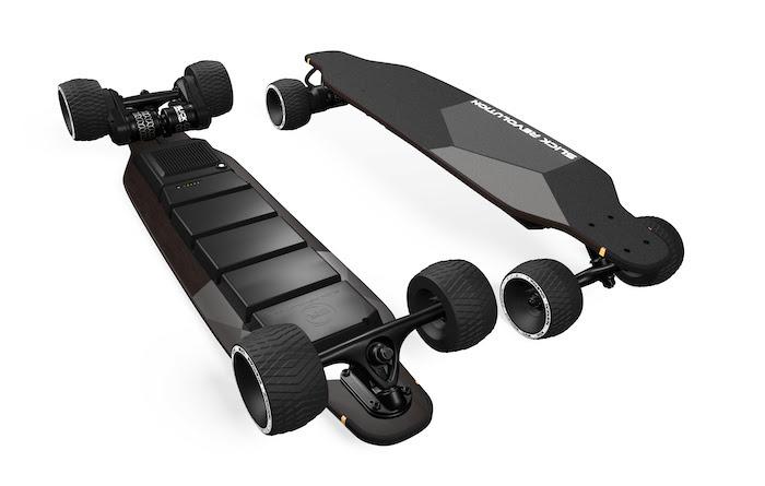ワイルド電動スケートボード|Slick Revolution『FLEX-E 2.0』