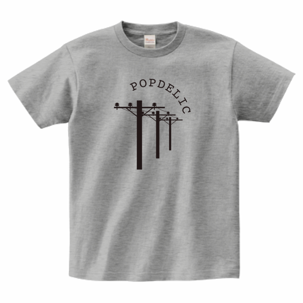 Electrical Wire TEE / Gray