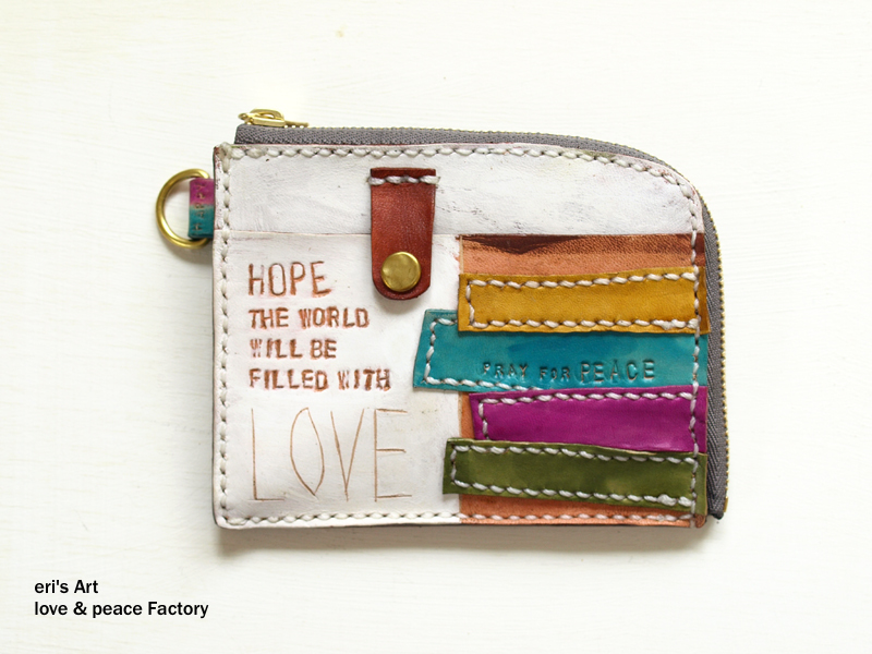 平たい財布 LE-1239