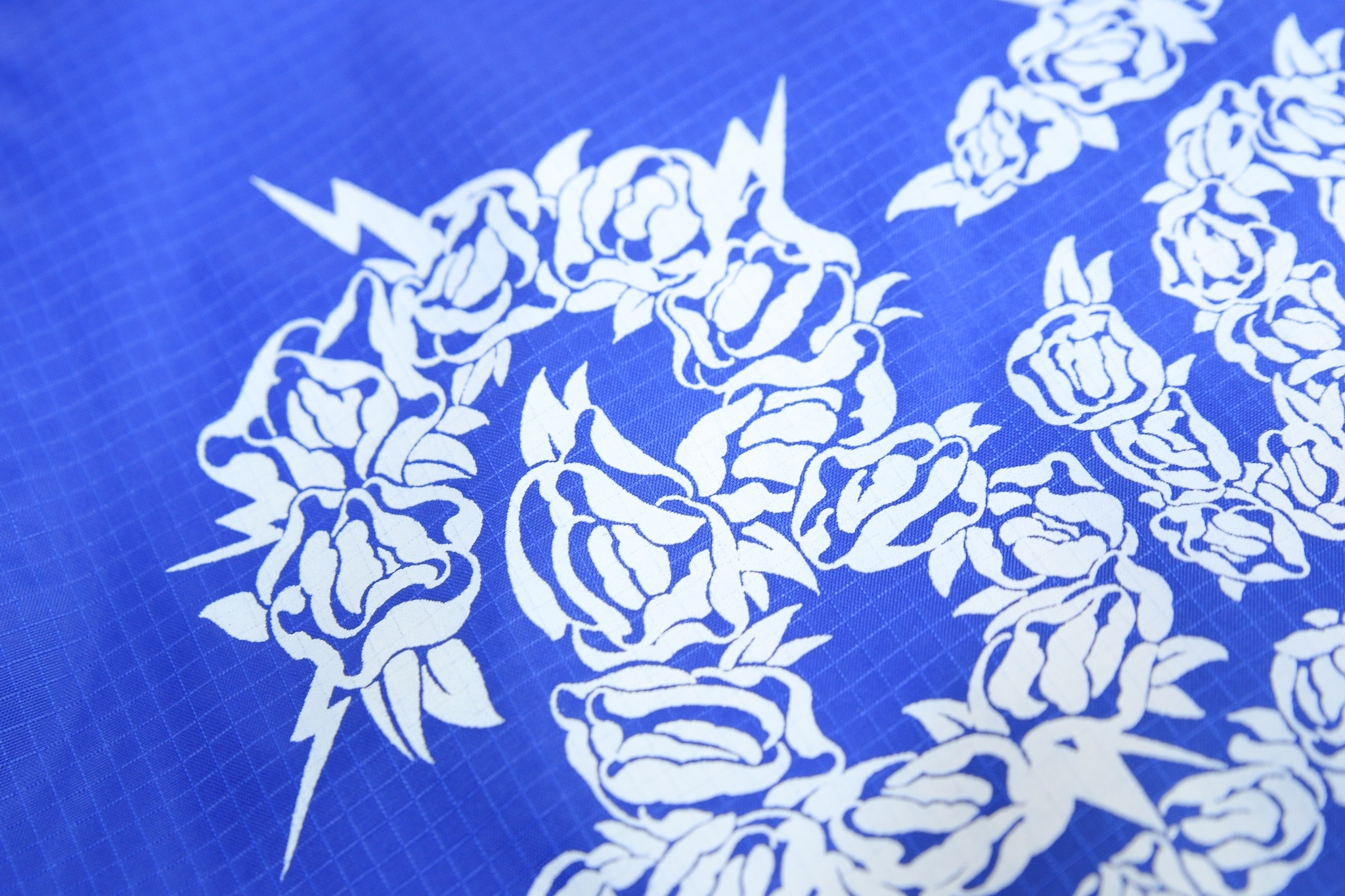 FLOWER by ATOMONE ECOBAG [BLUE]