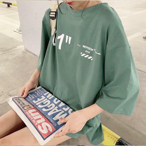 【送料無料】カップルコーデに♡ ユニセックス オーバーサイズ ロゴ Tシャツ バックプリント メンズライク