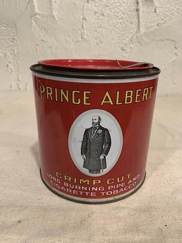 """TIN CANS """" PRINCE ALBERT """""""