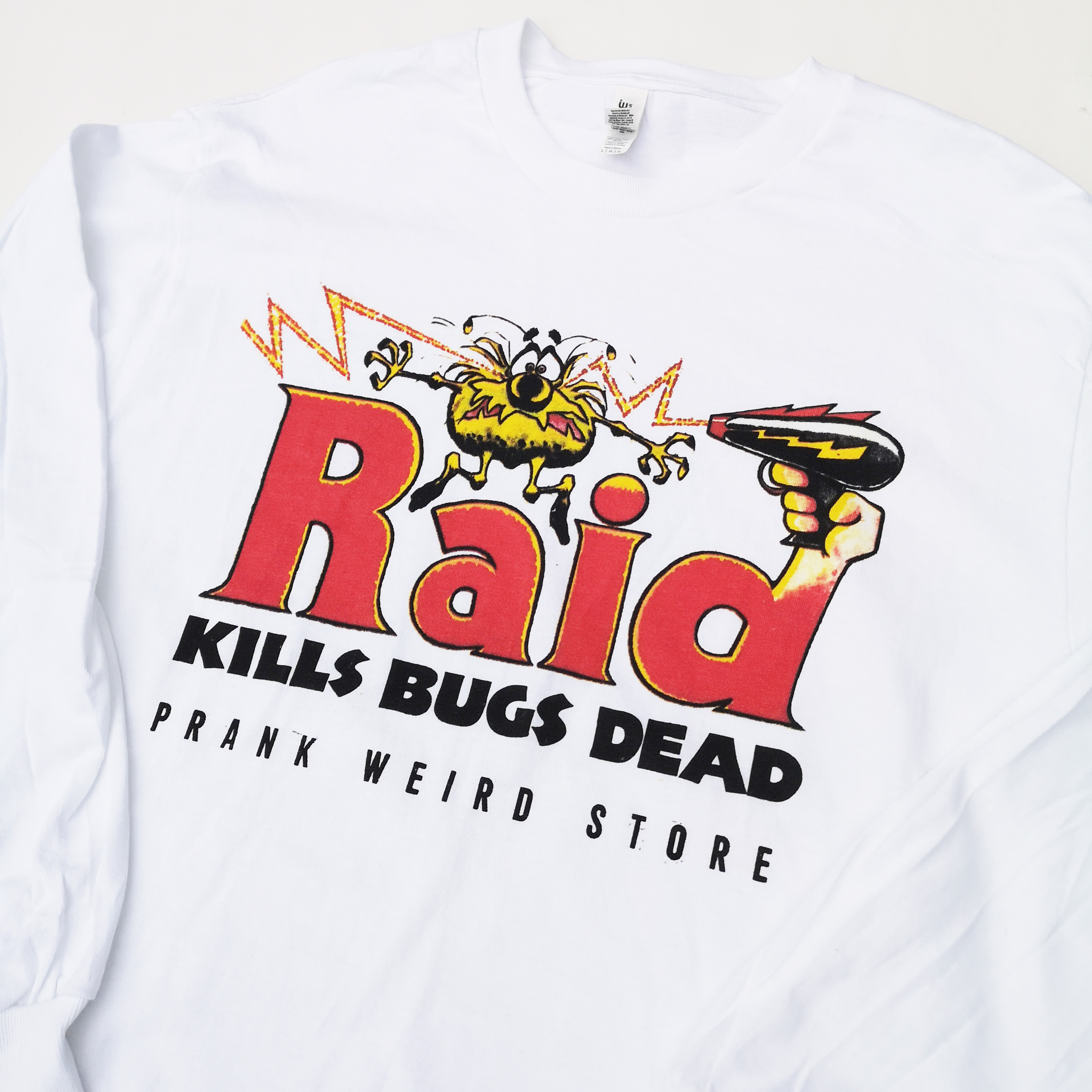 Raid LONG SLEEVE TEE