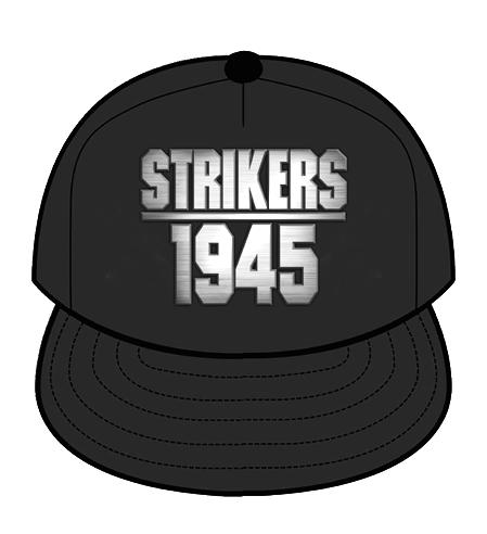 ストライカーズ1945 キャップ / INDOR