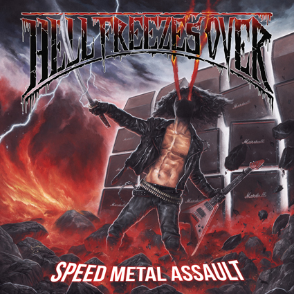 "【特典付き】HELL FREEZES OVER ""Speed Metal Assault"""