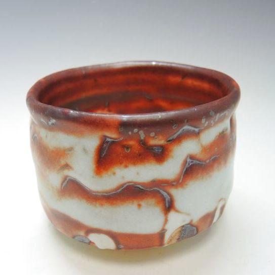 志野茶碗 (尾﨑高行氏作)OZ6