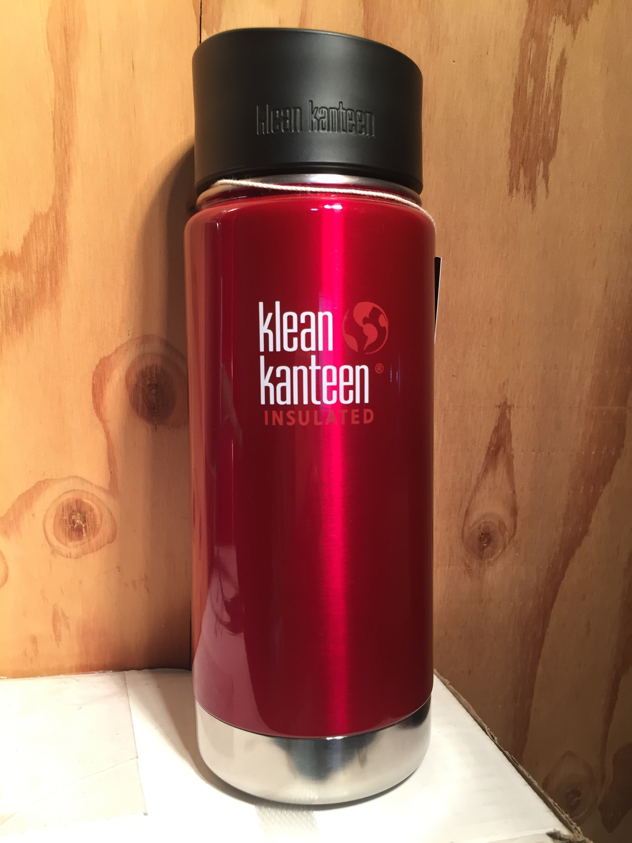 Klean Kanteen INSLATED WIDE 16oz(カフェキャップ)