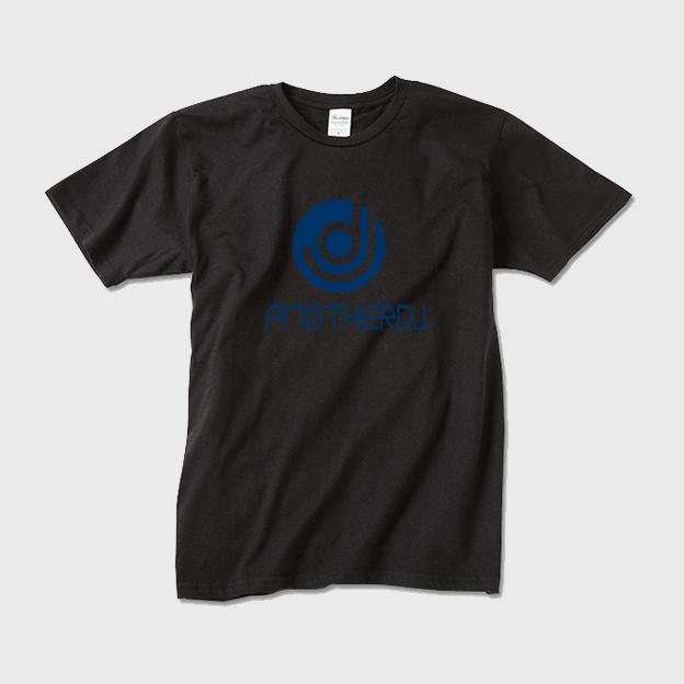 2016秋モデル『ブラック』anotherDJ Mサイズ Tシャツ - 画像1