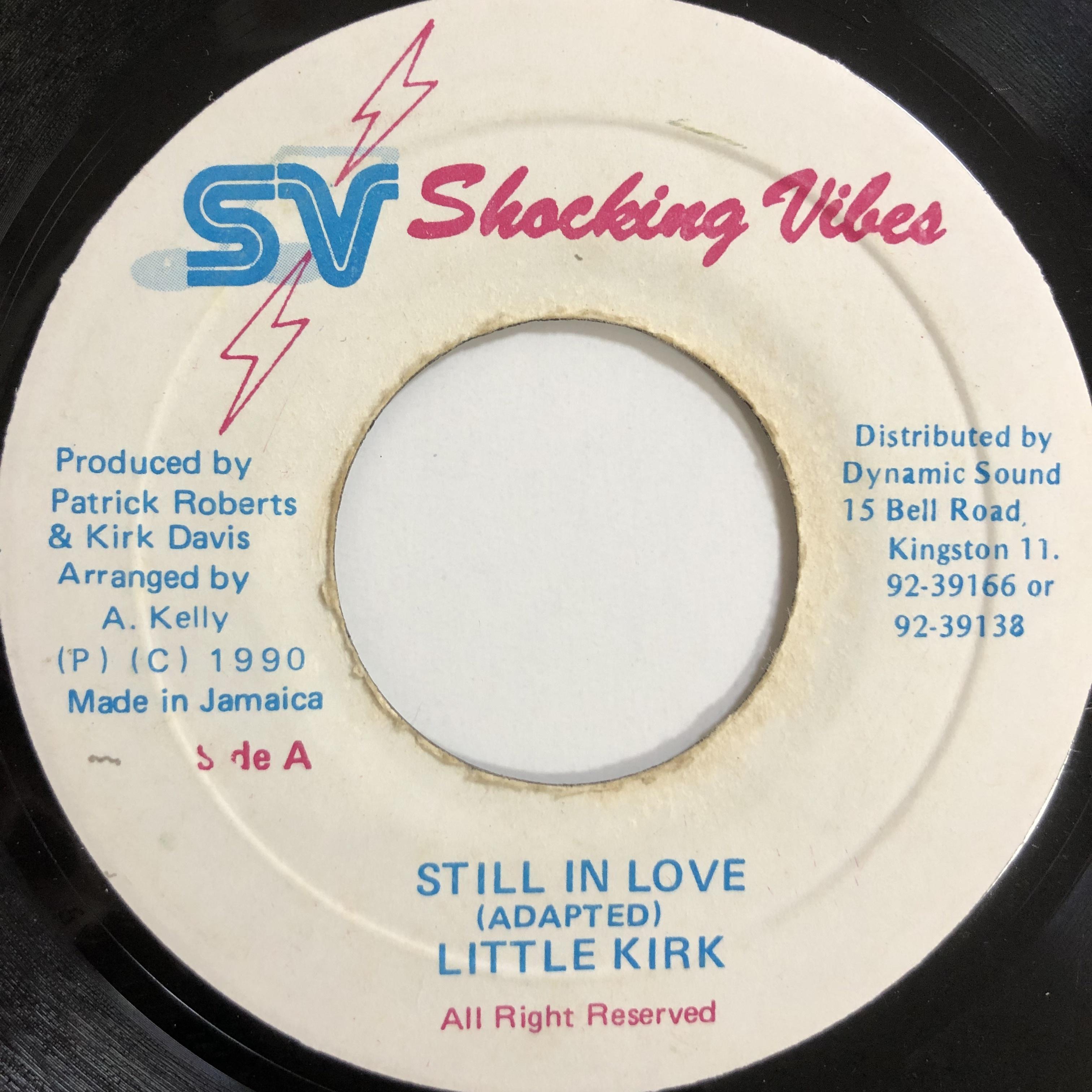 Little Kirk(リトルカーク) – Still In Love【7-20135】