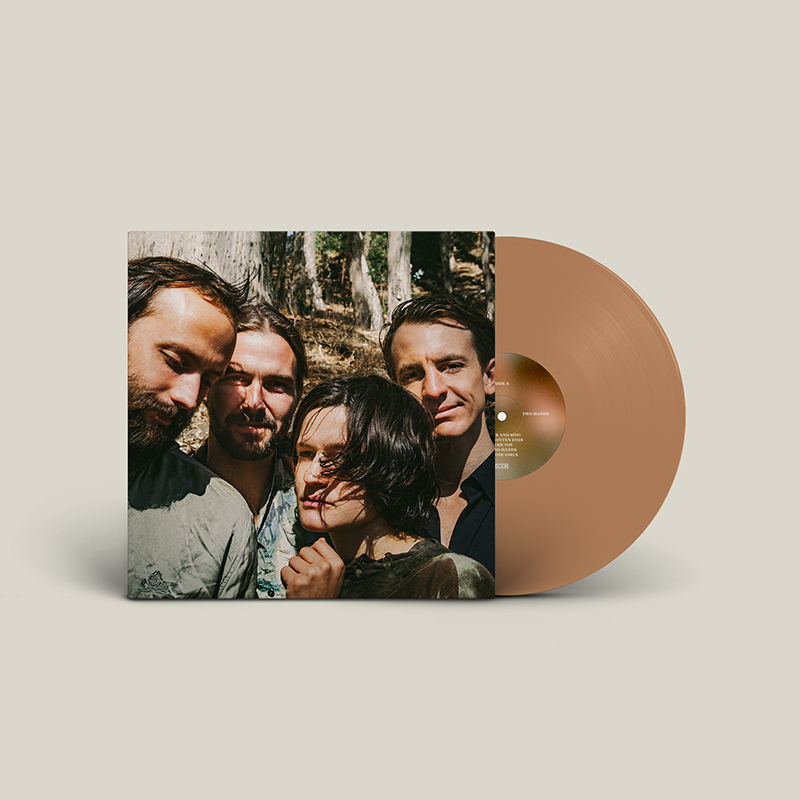 Big Thief / Two Hands(Ltd Desert Peach LP)