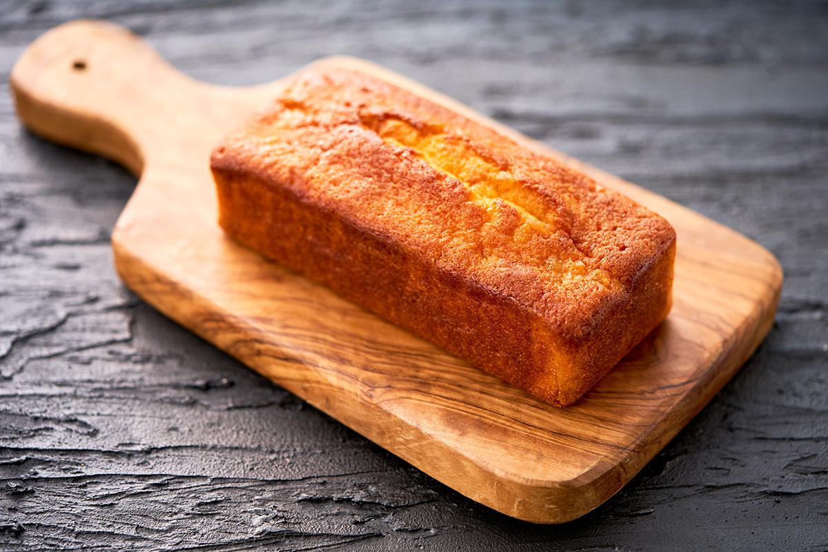 【夏季限定】パティシエ特製パウンドケーキ レモン