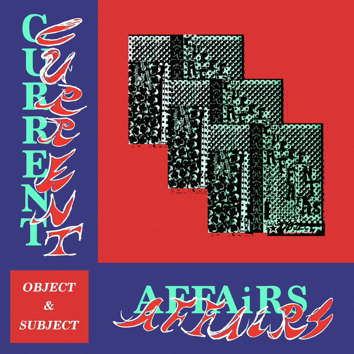Current Affairs	- Object & Subject (LTD. Purple Color LP)